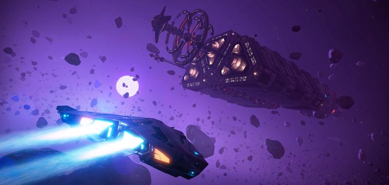 Noticias de la Galaxia: La mega nave Aegis se prepara para escapar de los thargoides