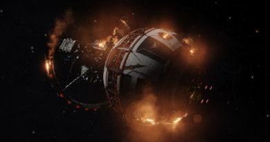 Noticias de la Galaxia: Ataque terrorista en el cuartel general de Hadrian Duval
