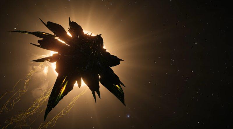 Noticias de la Galaxia: Concluye la iniciativa de la meganave del dios lejano
